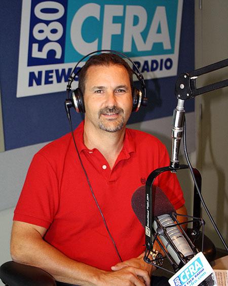 Dan Faubert On CFRA